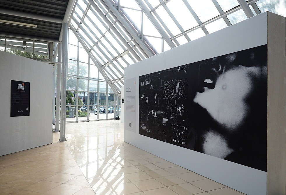 Installation View - Jakarta International Photo Festival
