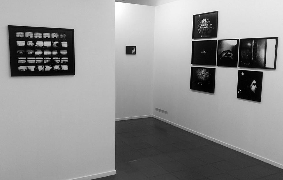 Installation view - Galerie Le Château d