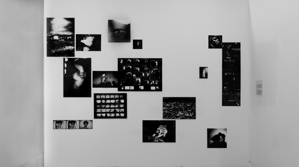 Installation view - Athens Photo Festival 2019 - Young Greek Photographers